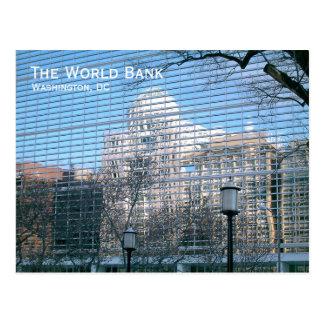 Carte Postale Washington, C.C : Banque mondiale