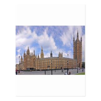 Carte Postale Westminster