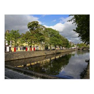 Carte Postale Westport, Irlande. La ville atlantique de