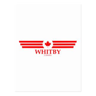 CARTE POSTALE WHITBY