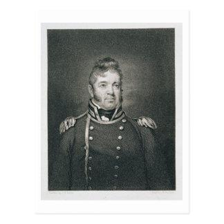 Carte Postale William Bainbridge (1774-1833) gravé par George