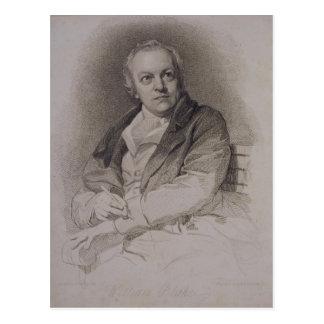 Carte Postale William Blake (1757-1827) gravé par Luigi Schiav