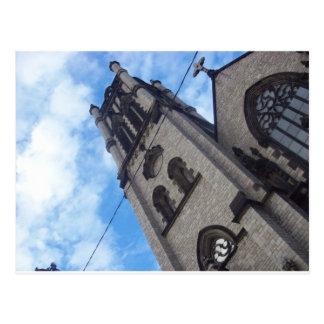Carte Postale Windsor, église d'Ontario