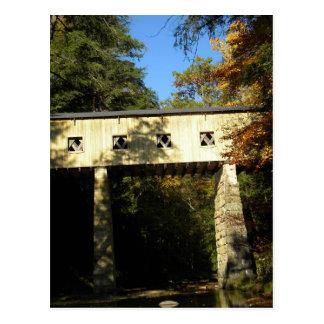 Carte Postale Windsor fraise le pont couvert le comté