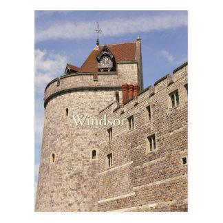 Carte Postale Windsor, R-U