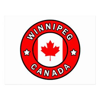 Carte Postale Winnipeg Canada