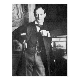 Carte Postale Winston Spencer Churchill en 1904