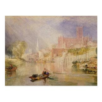 Carte Postale Worcester