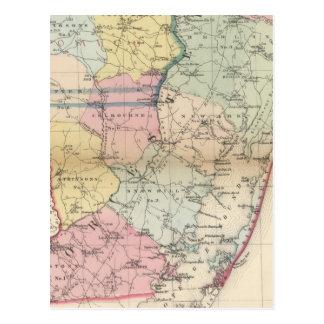 Carte Postale Worcester 2