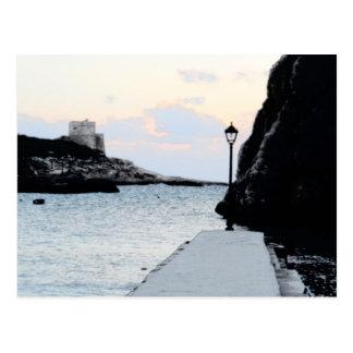 Carte Postale Xlendi - Gozo
