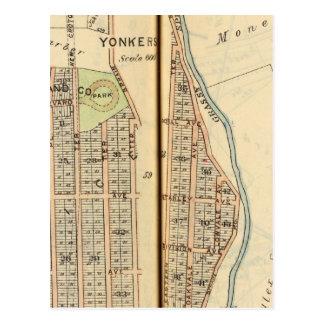 Carte Postale Yonkers, New York 4