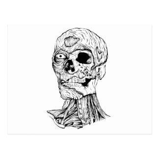 Carte Postale Zombi - Jeffery