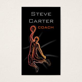 Carte professionnelle d'entraîneur de