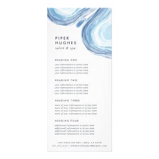 Carte Publicitaire Services de Geode | de vague ou listes des prix