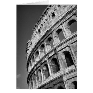 Carte romaine de Colosseum