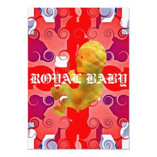 CARTE ROYAL BABY