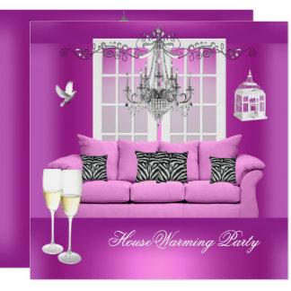 Carte Sofa rose de lustre de Champagne de pendaison de