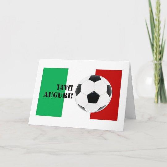 Carte Tanti Auguri Joyeux Anniversaire En Italien
