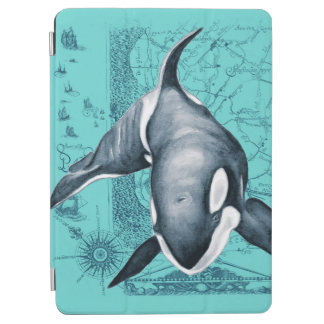 Carte Teal d'orque Protection iPad Air