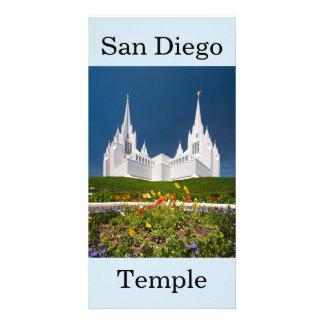 Carte Temple de San Diego LDS