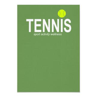 Carte Tennis