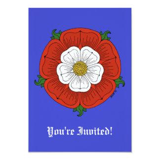 Carte Tudor s'est levé