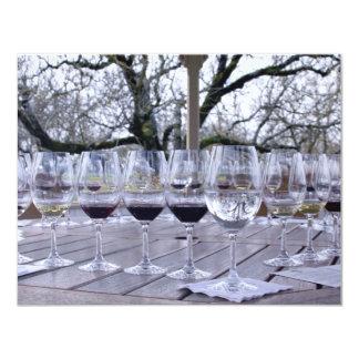 """Carte """"Un après-midi à l'établissement vinicole """""""