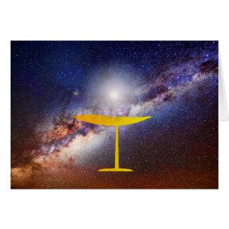 Carte universaliste unitarienne de solstice