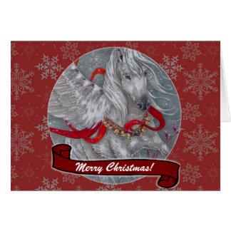 Carte - vacances décoratives Pegasus