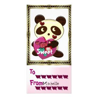 Carte Valentines pour l'école