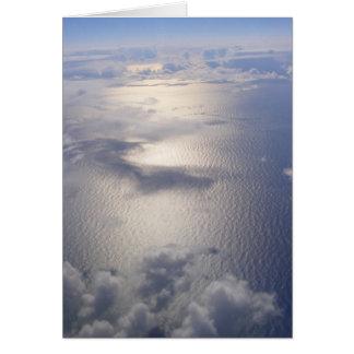 Carte vierge de nuages (conception 3)