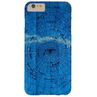 Carte vintage de constellation coque barely there iPhone 6 plus