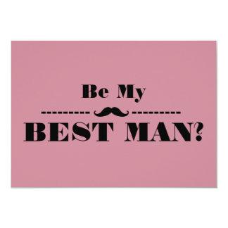 Carte Vous serez mon meilleur homme