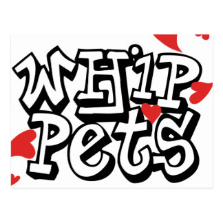 carte Whippets