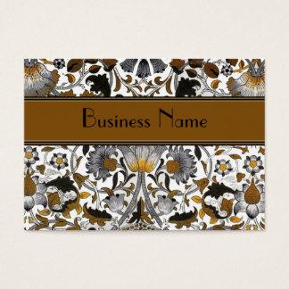 Carte William Morris vintage Brown de profil