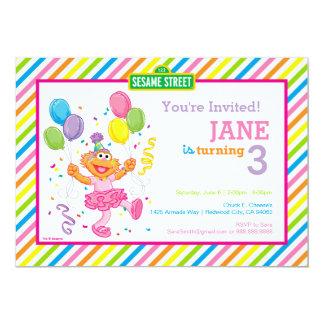 Carte Zoe a barré l'anniversaire