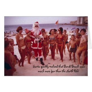 Cartes 11306154, Père Noël choisit Bondi