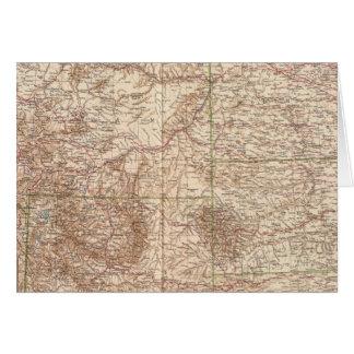 Cartes 13637 Mont, ND, écart-type, Wyo, Neb