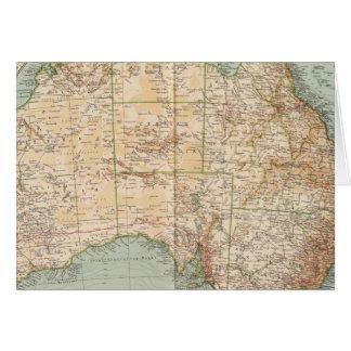 Cartes 16667 Australie