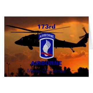 Cartes 173rd La brigade aéroportée d'ABN contrôle la