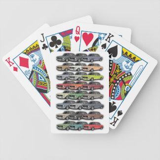 Cartes 2002 de jeu de BMW Cartes À Jouer