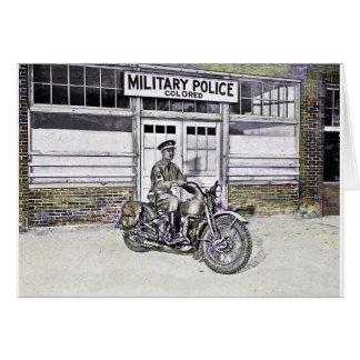 Cartes 2ÈME GUERRE MONDIALE de policier militaire
