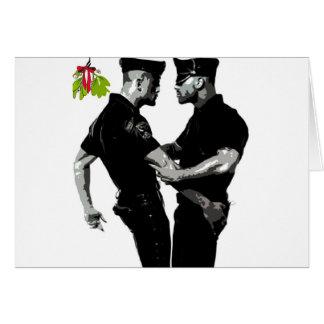 Cartes 2ème Homosexuel de Noël