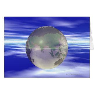 Cartes 3D globe 3