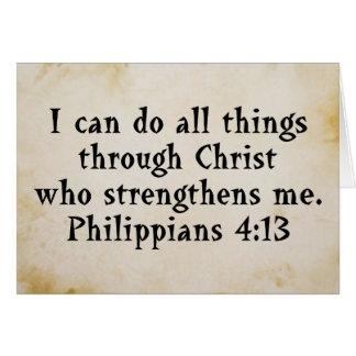 Cartes 4h13 de Phil d'écriture sainte