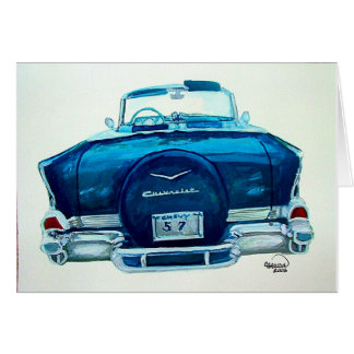 Cartes 57 Chevy Belaire
