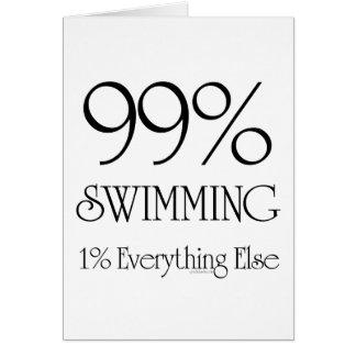 Cartes 99% nageant