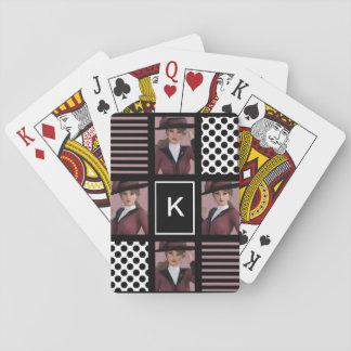 Cartes À Jouer À la mode habillé