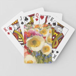 Cartes À Jouer Abondance ensoleillée