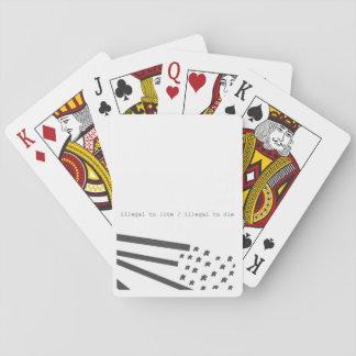 Cartes À Jouer Accueil vers l'Amérique [paquet de cartes]